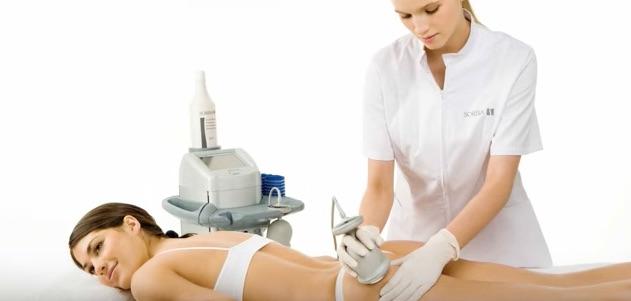 Tratamiento de Cavitación y Mesoterapia Virtual simultaneas