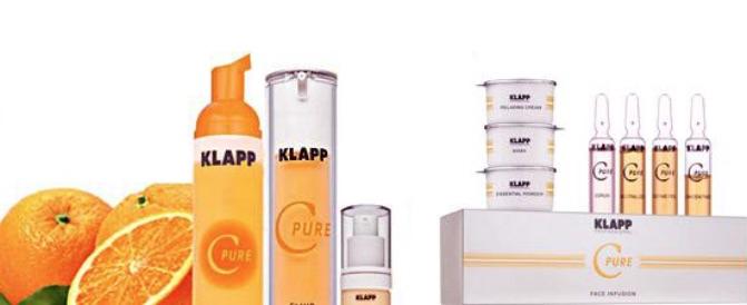 Cosmetica Klapp Madrid
